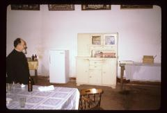 Thumbnail of Faculty dining area in the kitchen