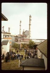 Thumbnail of Crowd and refinery