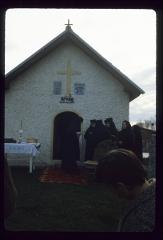 Thumbnail of Nikolje Monastery -- St. Lazarus cemetery church