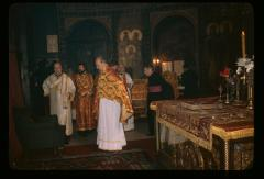 Thumbnail of Easter Sunday morning in Church Altar