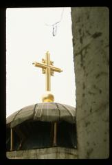 Thumbnail of St. Sava Cathedral -- Dome with a cross