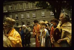 Thumbnail of Procession around the church (povorka oko crkve)