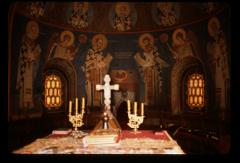 Thumbnail of Chapel in the Patriarchate, interior (Patriaršijska Kapela, interijer)