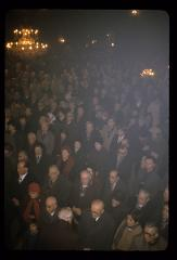Thumbnail of Parishioners attending Christmas Eve services at the Cathedral Church (Saborna crkva)