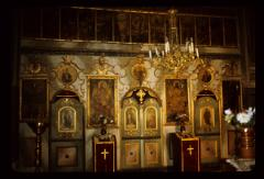 Thumbnail of Mala Remeta monastery -- church interior, altar
