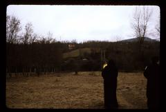 Thumbnail of Leaving the Nikolje monastery (vodenica) -- returning to our car
