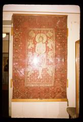 Thumbnail of Burial shroud (plaštanica) donated by King Stefan Uroš II Milutin (c. 1280)