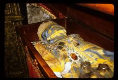 Thumbnail of Ostrog Monastery -- reliquary