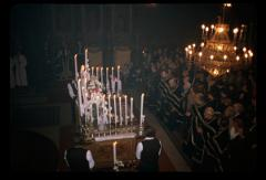 Thumbnail of Good Friday Church Service - End of service at the Cathedral Church (Saborna Crkva)