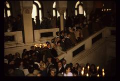 Thumbnail of Easter -- Procession moving back to Patriarchate