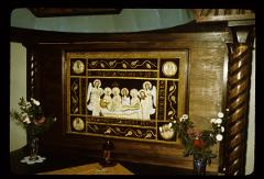 Thumbnail of Manasija Monastery -- Christ's burial showd (plaštanica)