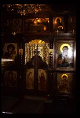 Thumbnail of Joanje Monastery, church interior -- ikonostas, center view