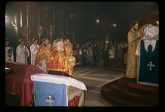Thumbnail of Patriarch being vested