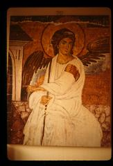 Thumbnail of White Angel, fresco - Mileševo monastery
