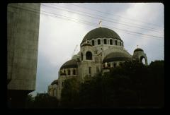 Thumbnail of General view of St. Sava Cathedral