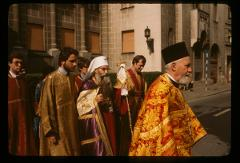 Thumbnail of Patriarchal Procession to Church for Easter Services