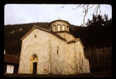 Thumbnail of Holy Trinity monastery -- exterior view of the church