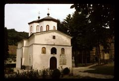 Thumbnail of Rakovica monastery -- Holy Archangels Church, exterior