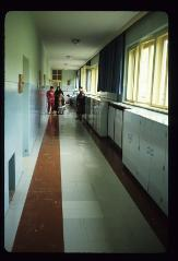 Thumbnail of Corridor leading to patient rooms