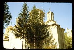 Thumbnail of Manasija Monastery -- church exterior