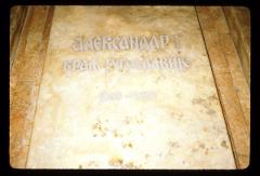 Thumbnail of Topola -- Oplenac Hill -- Tomb of King Aleksandar I of Yugoslavia in St. George Church/Mausoleum