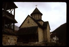 Thumbnail of Blagoveštenje (Annunciation) Monastery -- exterior