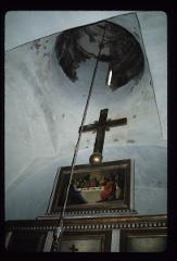Thumbnail of Holy Trinity Monastery, Donja Kamenica -- altar and dome