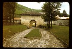 Thumbnail of Entrance to Peć monastery