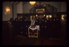 Thumbnail of Nikolje Monastery -- Chapel interior