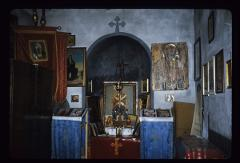 Thumbnail of Interior of small chapel attached to the Church in about 1830