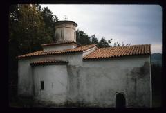 Thumbnail of Holy Trinity Monastery, Donja Kamenica -- church exterior