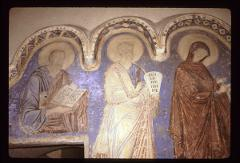 Thumbnail of Frescoes above Tsarica Milica