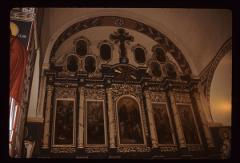 Thumbnail of Looking at the altar