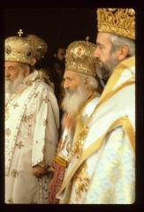 Thumbnail of Patriarch, Stefan, and Greek Bishop