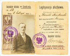 Thumbnail of School employment ID: Kornelius Markowski