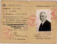 Thumbnail of Teacher's Certificate: Teofil Ostapiuk