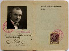 Thumbnail of Driver's License: Teofil Ostapiuk