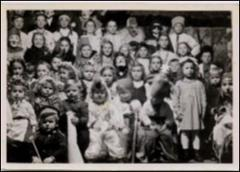 Thumbnail of Photograph: School picture, 1946, Stephanskirchen, Germany, Magda Kolcio (nee Ostapiuk)