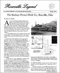 The Buckeye Pressed Brick Co., Roseville, Ohio