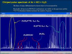 Thumbnail of OBSERVATION OF THE WEAKLY BOUND (HCl)$_2$H$_2$O CLUSTER BY CHIRPED-PULSE FTMW SPECTROSCOPY