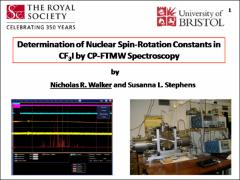 Thumbnail of DESIGN AND INITIAL OPTIMISATION OF A BROADBAND (6.5-18 GHz) CHIRPED-PULSE, FOURIER TRANSFORM MICROWAVE SPECTROMETER