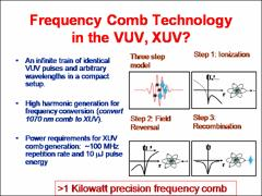 Thumbnail of POWER SCALING OF VUV AND XUV FREQUENCY COMBS