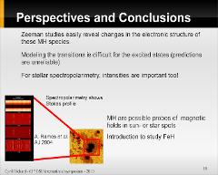 Thumbnail of LASER EXCITATION SPECTROSCOPY OF $^{58}$NiH IN A MAGNETIC FIELD