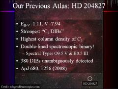 Thumbnail of A NEW ATLAS OF THE DIFFUSE INTERSTELLAR BANDS: HD 183143