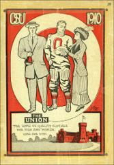 Thumbnail of OSU Football Program: November 24, 1910