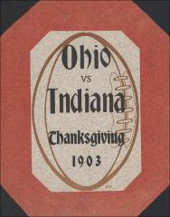 Thumbnail of OSU Football Program: November 26, 1903