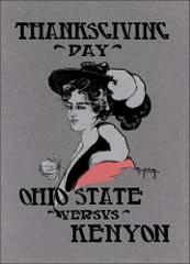 Thumbnail of OSU Football Program: November 26, 1908