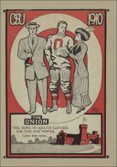 Thumbnail of OSU Football Program: October 22, 1910
