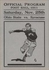 Thumbnail of OSU Football Program: November 25, 1911