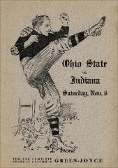 Thumbnail of OSU Football Program: November 6, 1915